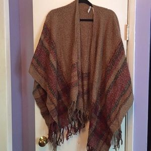 Fall Shawl/Cape/Scarf/Wrap